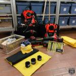 Vegetationsbrandbekämpfung und Technische Hilfeleistung – Förderverein beschafft ergänzende Ausrüstung